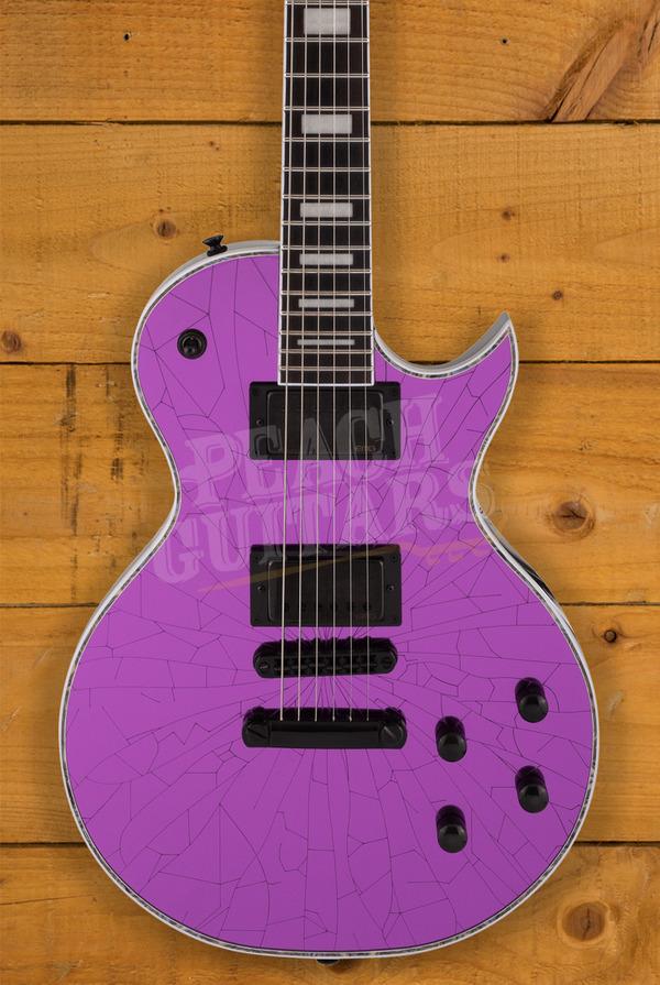 Jackson Pro Series Signature Marty Friedman MF-1, Ebony Fingerboard, Purple Mirror