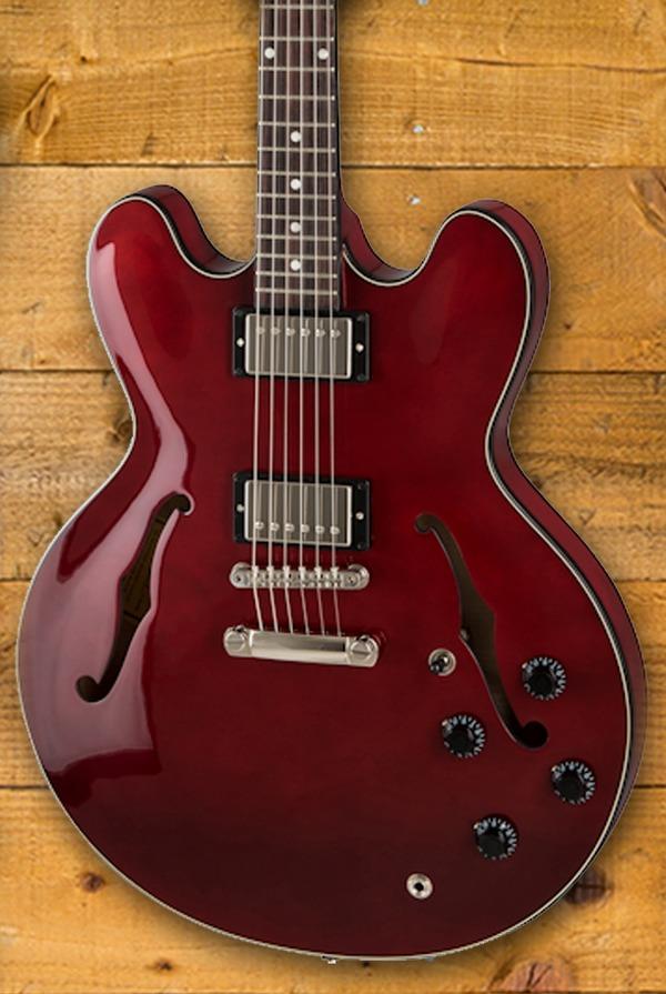 Gibson ES-335 Studio - Wine Red