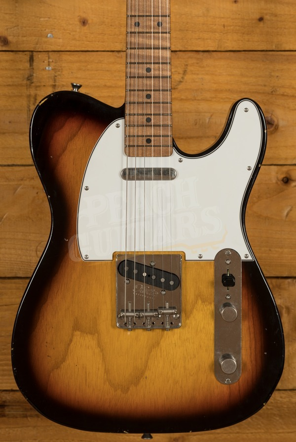 Xotic California Classic XTC-1 3-Tone Sunburst Light Aged