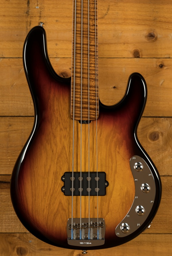 Music Man BFR Stringray Sierra Fretless