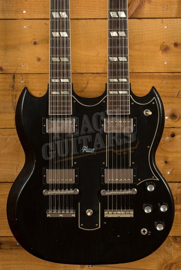 Gibson - Slash Signed 1966 EDS-1275 Doubleneck