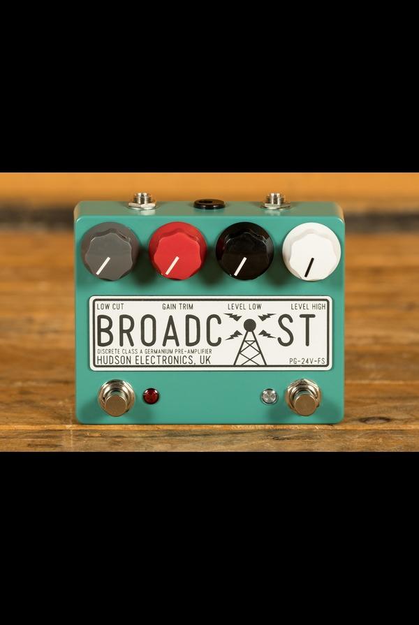 Hudson Electronics Broadcast PG-24V-FS - Mint Turquoise