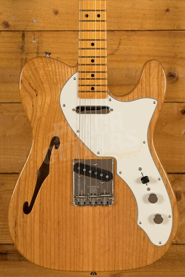 Fender American Original 60's Tele Thinline Aged Natural
