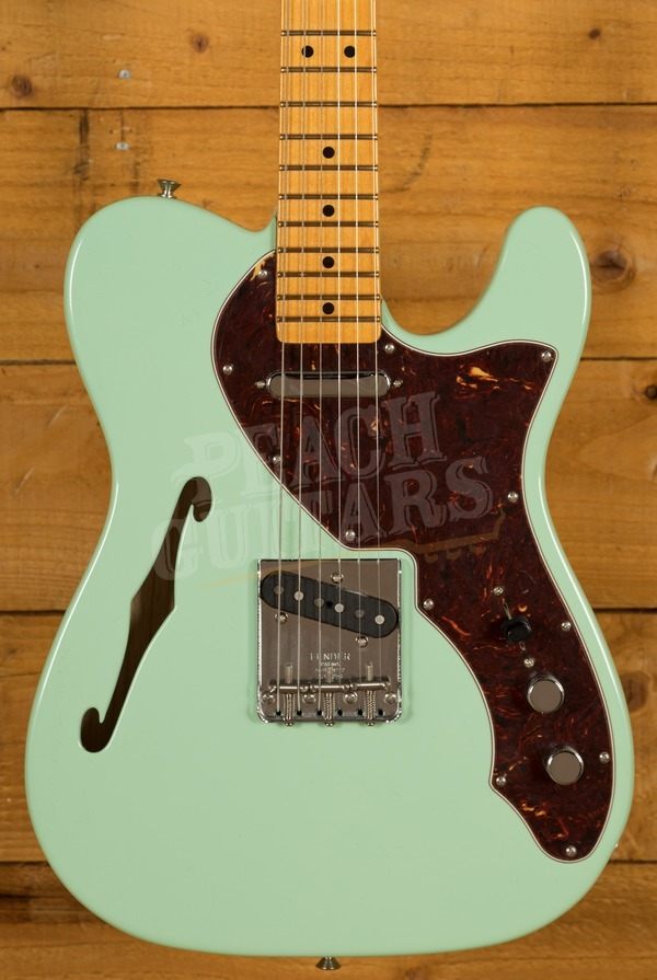 Fender American Original 60's Tele Thinline Surf Green