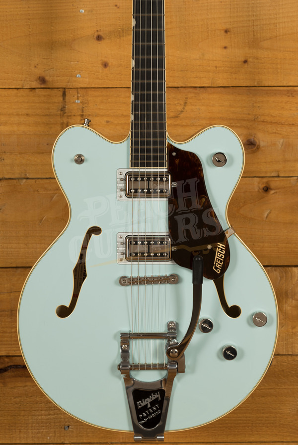 Gretsch G6609TDC-BT Limited Edition Broadkaster Sonic Blue