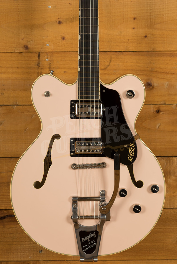 Gretsch G6609TDC-BTFT Limited Edition Broadkaster Shell Pink
