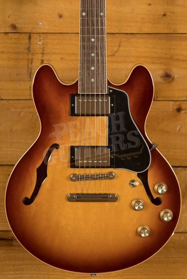 Gibson ES-339 - Gloss Light Caramel Burst