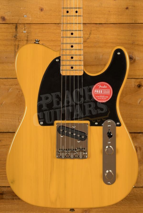 Squier LTD ED CV 50s Esquire Butterscotch Blonde