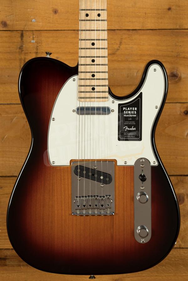 Fender Player Series Tele Maple Neck 3TSB