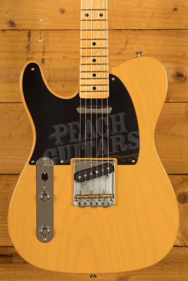 Fender American Original '50s Telecaster Butterscotch Blonde Left Handed