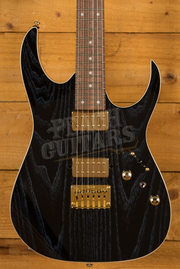 Ibanez RG421HPAH-BWB Blue Wave Black