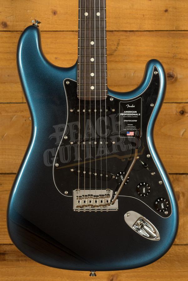 Fender American Professional II Stratocaster Dark Night Rosewood