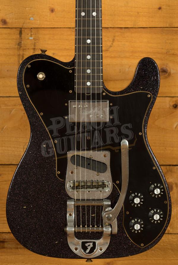 Fender Custom Shop Ltd 70's Telecaster Custom Journeyman Relic Pink & Purple Stardust