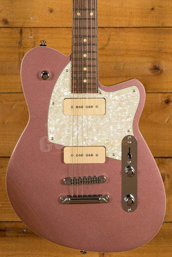 Reverend Charger 290 - Mulberry Mist