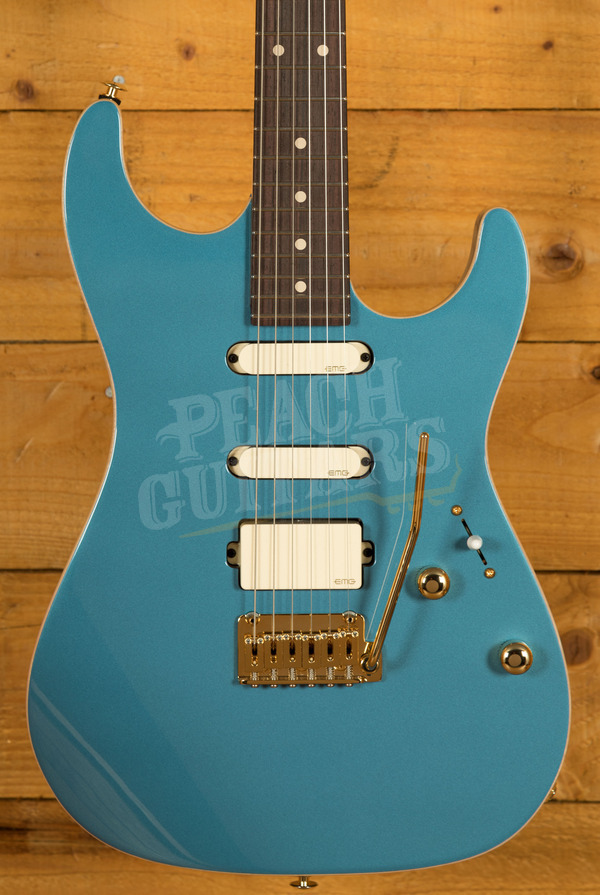 Suhr Limited Edition Standard Legacy Pelham Blue HSS