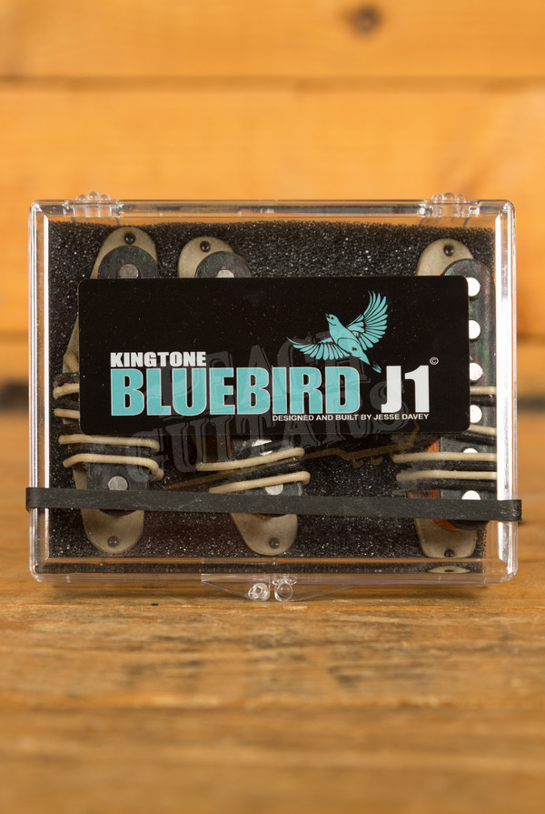 King Tone Guitar - Bluebird Pickups