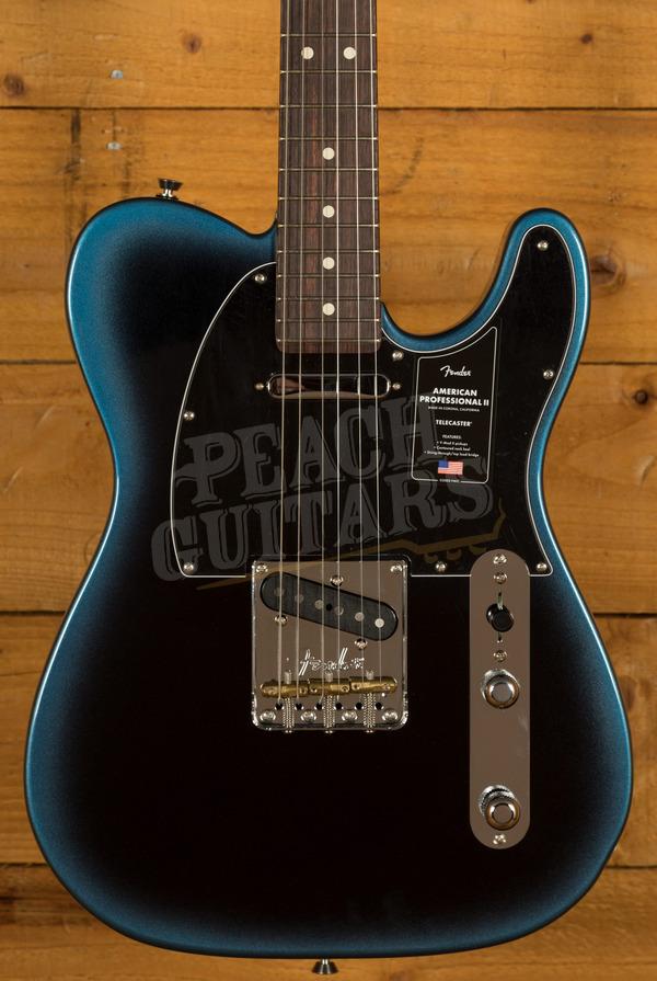 Fender American Professional II Telecaster Dark Night Rosewood