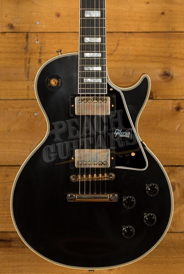 Gibson Custom '57 Les Paul Custom Ebony VOS
