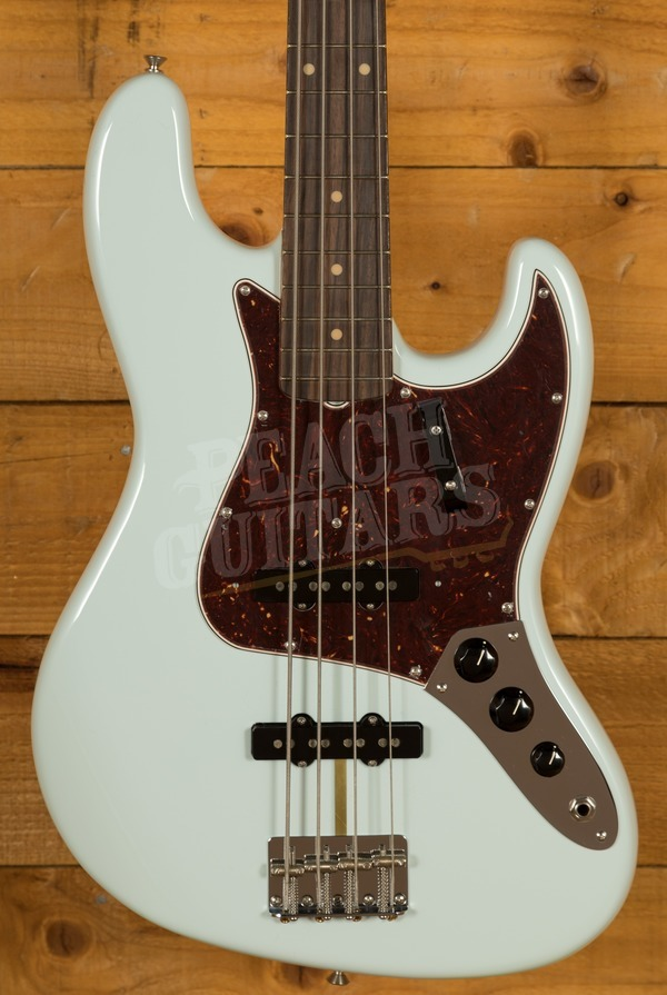 Fender American Original 60's Jazz Bass Sonic Blue