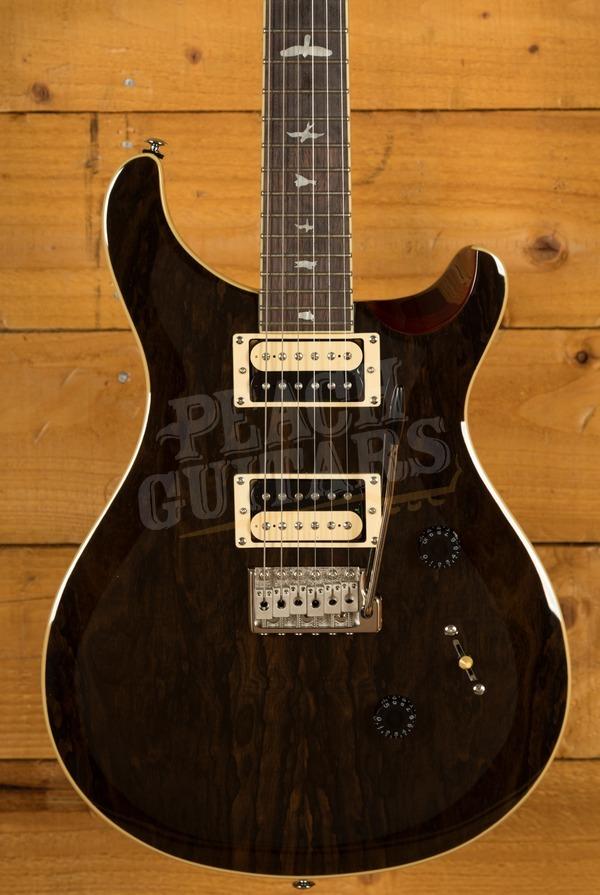 PRS SE Custom 24 Ziricote Top