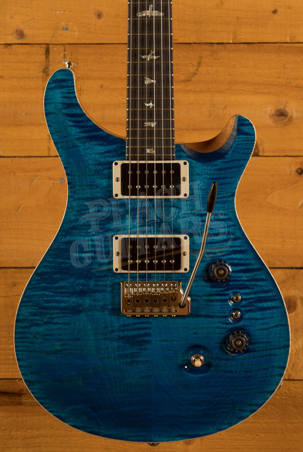 PRS 35th Anniversary Custom 24 Aquamarine Pattern Thin 85/15