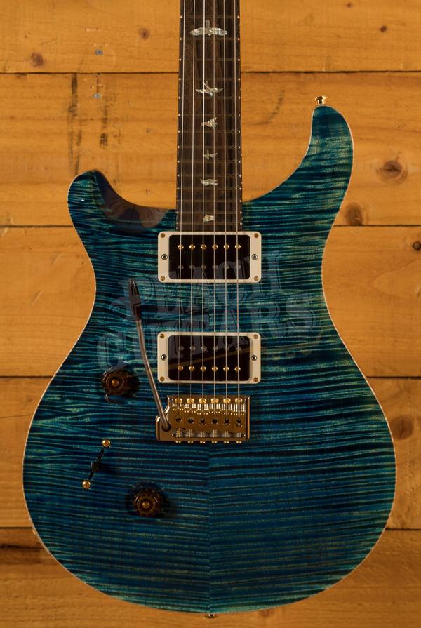 PRS Wood Library Custom 24 Custom Colour Ziricote FB Left Handed
