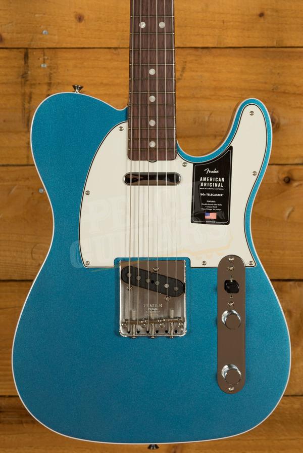Fender American Original '60s Telecaster - Lake Placid Blue