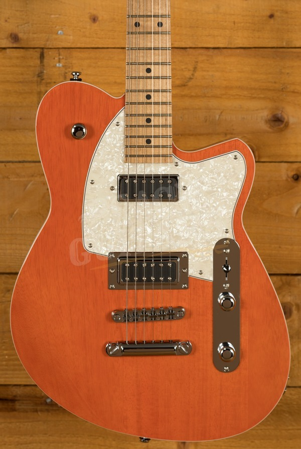 Reverend Flatroc Rock Orange 2020