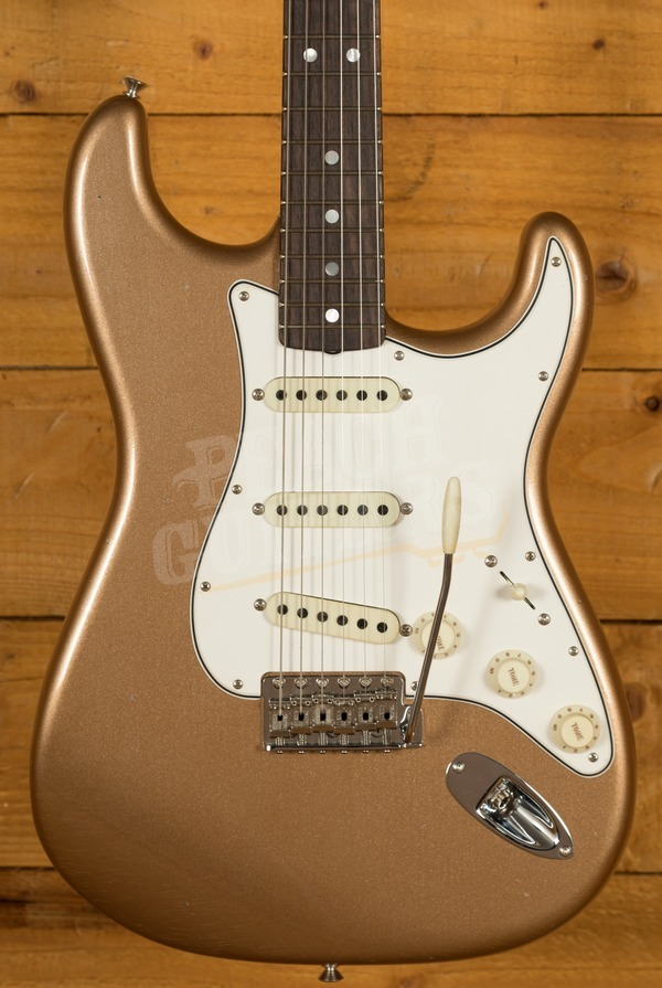 Fender Custom Shop 2020 '70 Strat Journeyman/Closet Classic Aged Firemist Gold