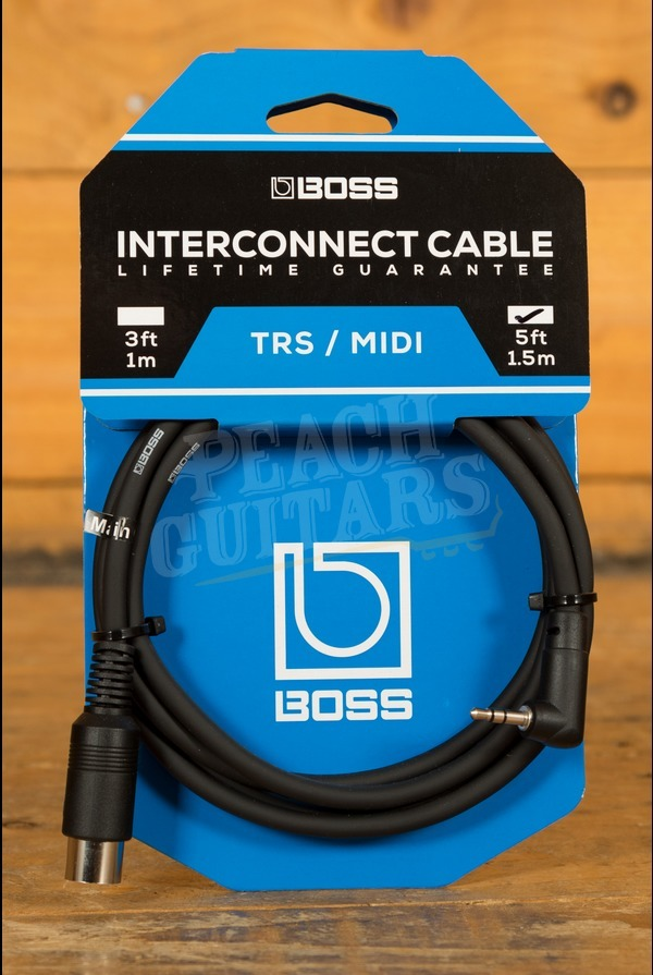 Boss Midi to TRS Cable BMIDI-5-35