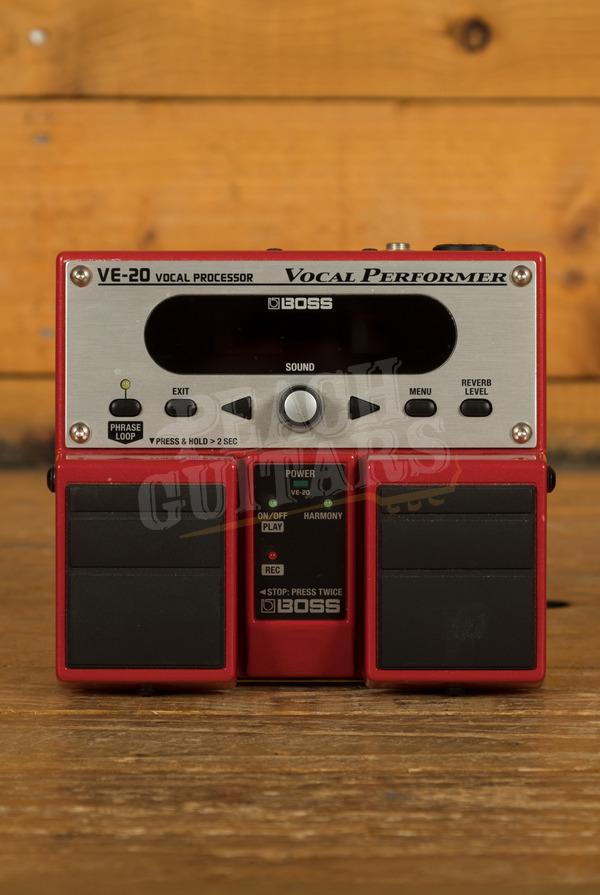 Boss VE-20 Vocal Performer Used