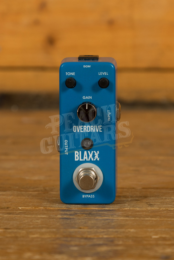 Blaxx Overdrive Mini Pedal