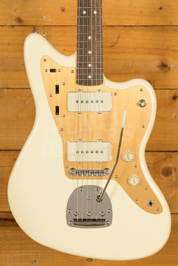 Squier J Mascis Jazzmaster Vintage White
