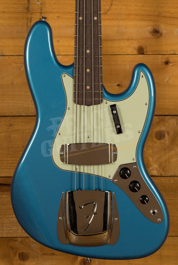 Fender Custom Shop '64 Jazz Bass Lush Closet Classic Lake Placid Blue