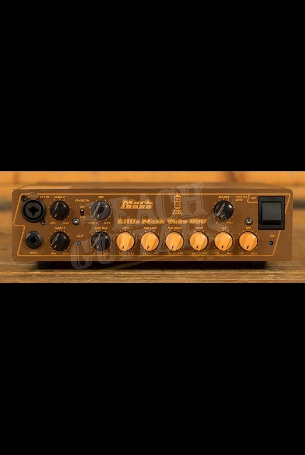 Markbass Little Mark Tube 800W Valve Bass Head