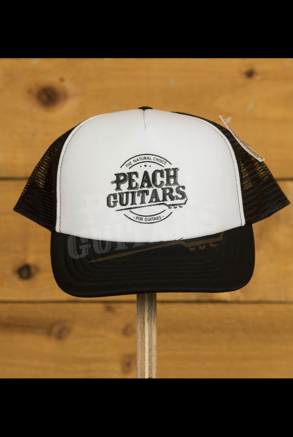 Peach Guitars Vintage Trucker Cap