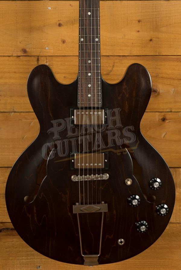 Gibson ES-330 Satin Walnut Used