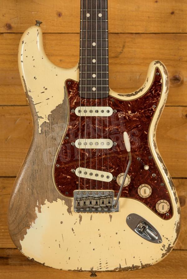 Fender Custom Shop Jason Smith Masterbuilt 63 Heavy Relic Strat Used