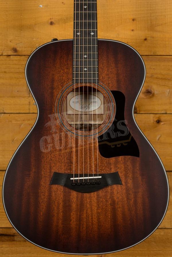 Taylor 322e 12-FRET Shaded Edgeburst Top