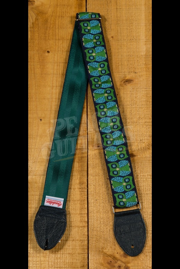Souldier Owls Dark Green/Black
