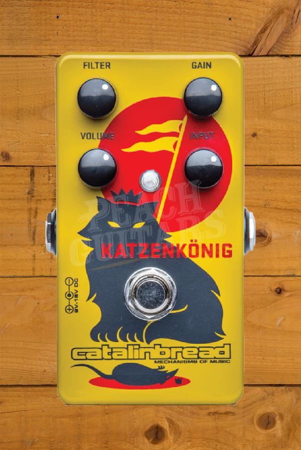 Catalinbread Katzenkonig Fuzz/Distortion