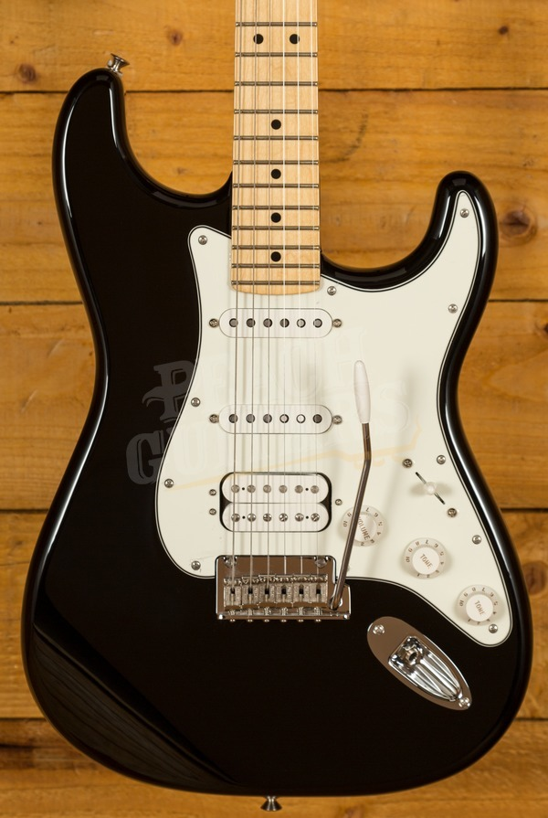 Fender Player Series Strat HSS Maple Neck Black
