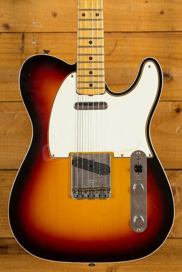 "Fender Custom Shop Eric Clapton ""Blind Faith"" Masterbuilt Tele"