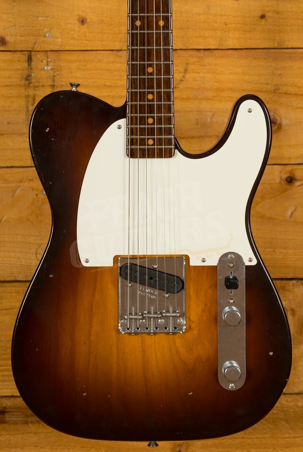 Fender Custom Shop '57 Esquire Journeyman RW Neck - 2TSB