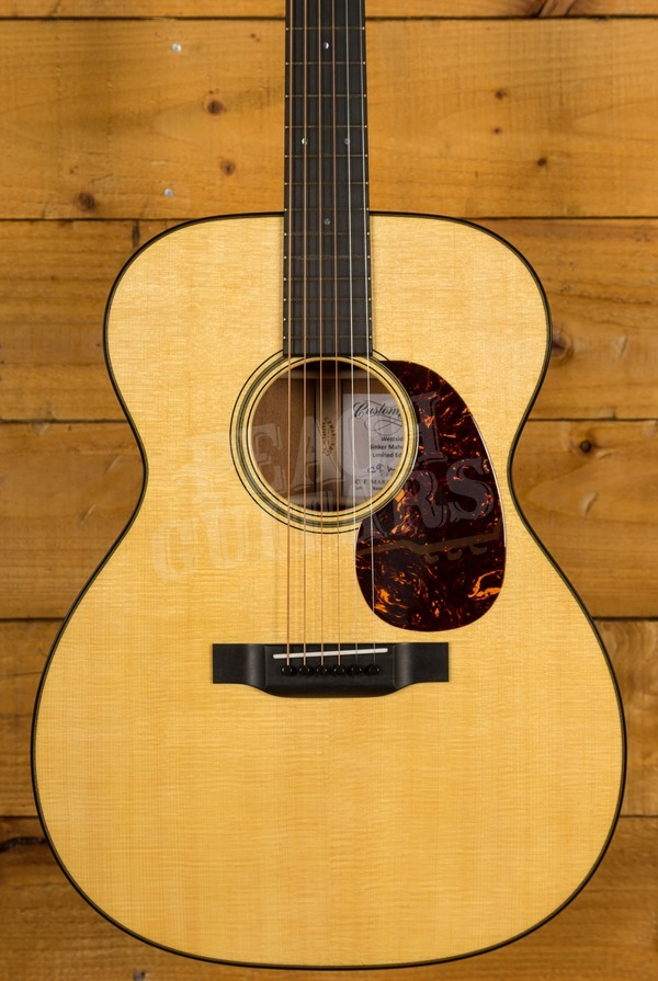 Martin Custom Shop Sinker Mahogany 000 Limited Edition - Sitka Top