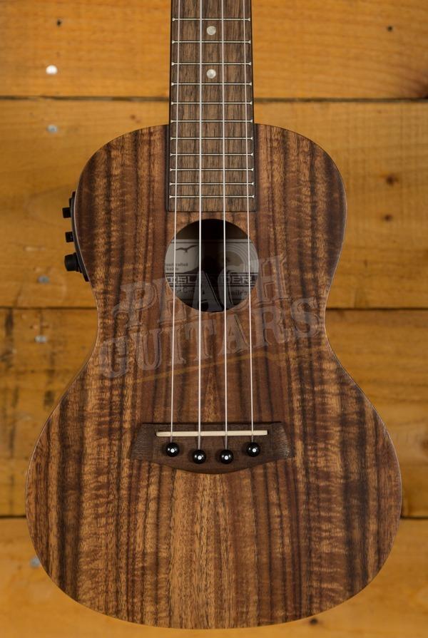Islander AC4 EQ Electro Acoustic Concert Ukulele - Acacia