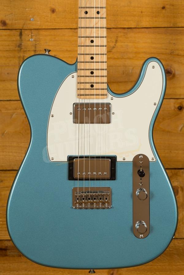 Fender Player Series Tele Maple Neck Tide Pool Blue HH
