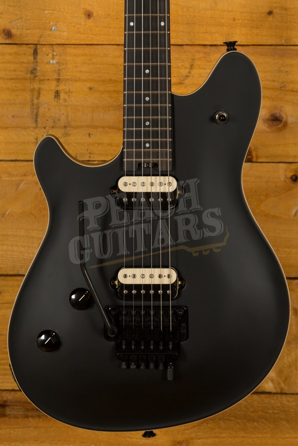 EVH Wolfgang Special Series - Left Handed -  Stealth Black