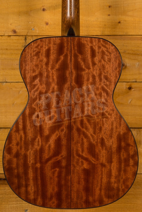 CF Martin Custom Shop 000-14 Fret Engelmann Spruce & Quilted Bubinga