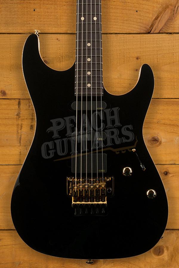 Suhr Limited Edition Standard Legacy Black HSS Floyd